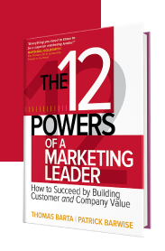 12 powers of a marketing leader