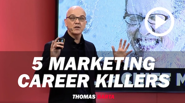 5 Marketing career killers