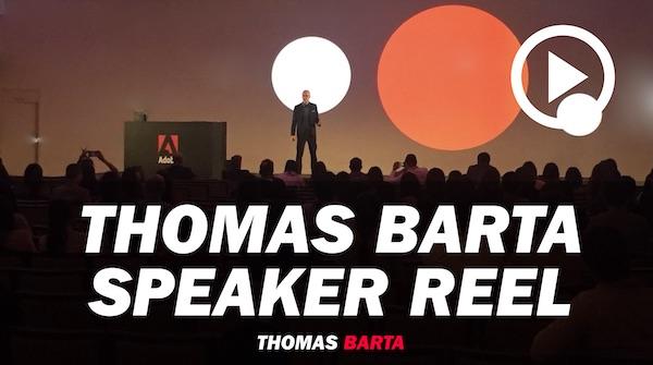 thomas barta speaker reel