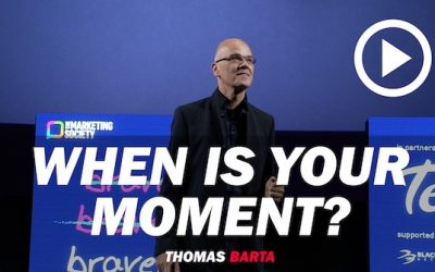 Keynote: When is your moment (to be brave)?
