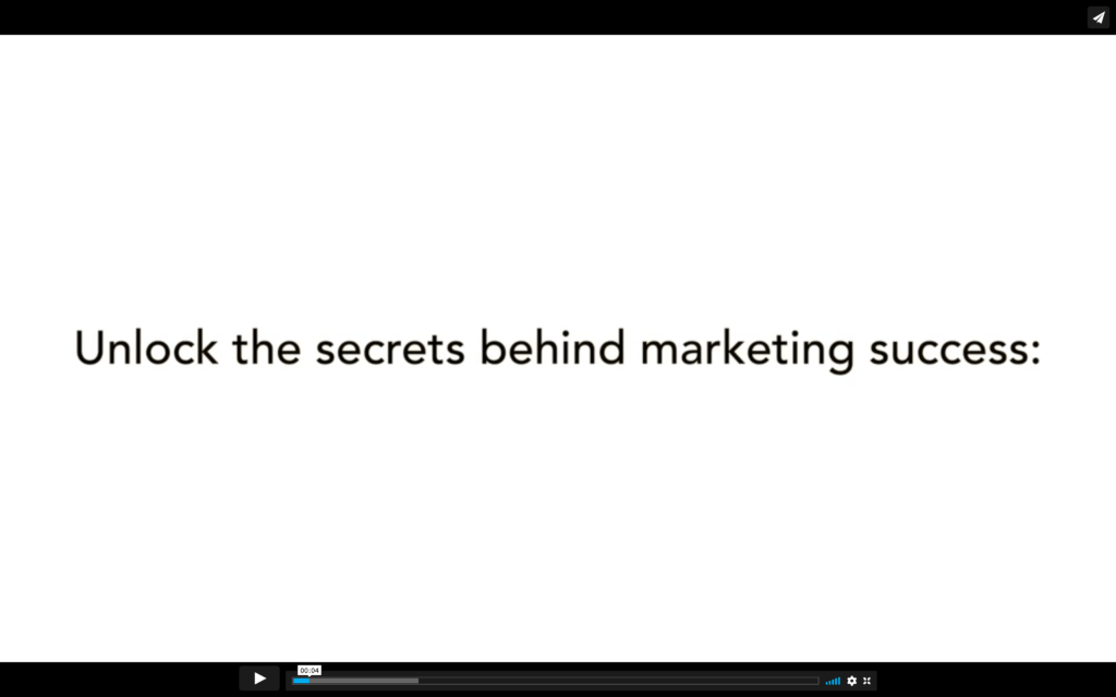 The Marketing Leadership Masterclass