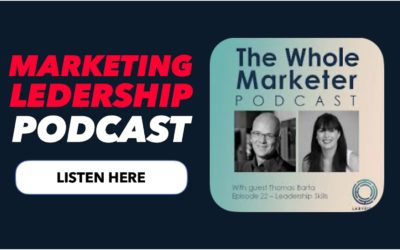 The Whole Marketer: Podcast
