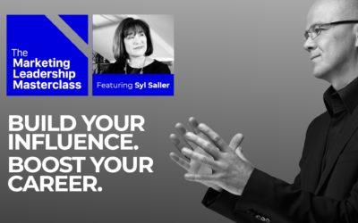 The Marketing Leadership Masterclass is back
